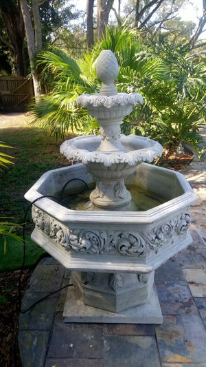 Concrete fountain for Sale in Tampa, FL