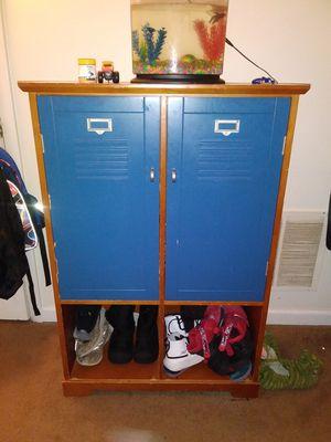 Wooden Storage Locker for Sale in McDonogh, MD