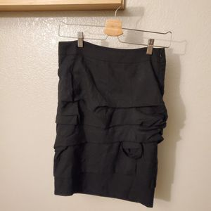 Black wool skirt for Sale in Portland, OR
