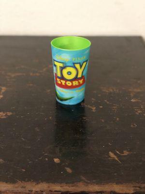 Kid's Original Disney Pixar Toy Story Plastic Hologram Cup for Sale in Fort Lauderdale, FL