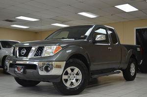 2007 Nissan Frontier King Cab for Sale in Manassas, VA