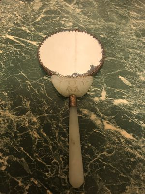 Chinese antique mirror for Sale in Belton, SC