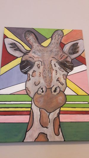 Giraffe Painting for Sale in Baltimore, MD