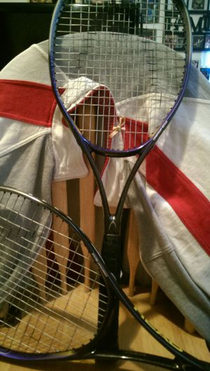 head graphite extra large extra long tennis racket for Sale in Albuquerque, NM