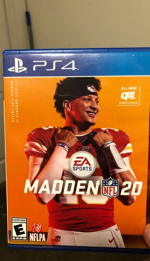 Madden 20 for Sale in Amarillo, TX