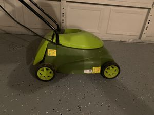 Electric Lawnmower Works Great for Sale in Houston, TX