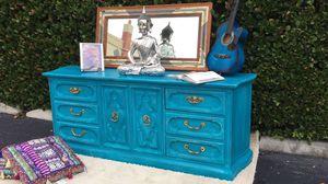 beautiful hardwood dresser for Sale in Miami, FL