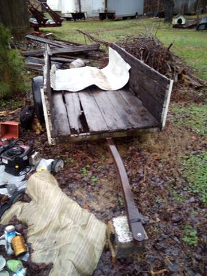 Old farm trailer for Sale in Thomasville, NC