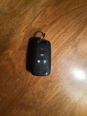 Chevrolet Malibu 2015 new key for Sale in Portland, OR