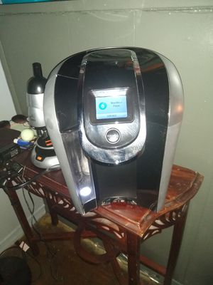 Keurig 2.0 touch screen for Sale in North Chesterfield, VA