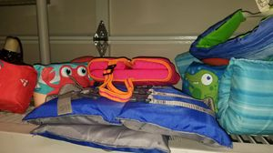 Kids floaties and life jackets for Sale in Kent, WA
