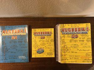 Algebra 1 Homeschool curriculum for Sale in Jenks, OK