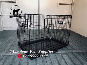 """NEW!! 30"""" Economical Dog Cage for Sale in Colton, CA"""