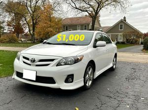 Price$1000 URGENT Selling my 2012 Toyota Corolla for Sale in Berkeley, CA