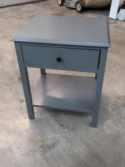 Beautiful Blueish Gray Dresser Nightstand for Sale in Covington,  WA