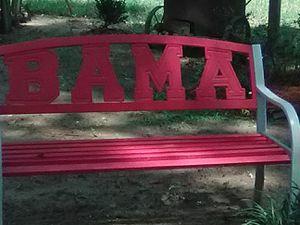 Alabama bench for Sale in Monroe, LA