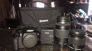 Canon Rebel EOS T6 Camera for Sale in Commerce, CA