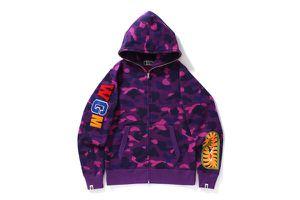 Bape shark zipup hoodie for Sale in Mukilteo, WA