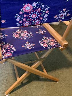 Director Chairs (not Tall) Set Of 2 for Sale in Los Angeles,  CA