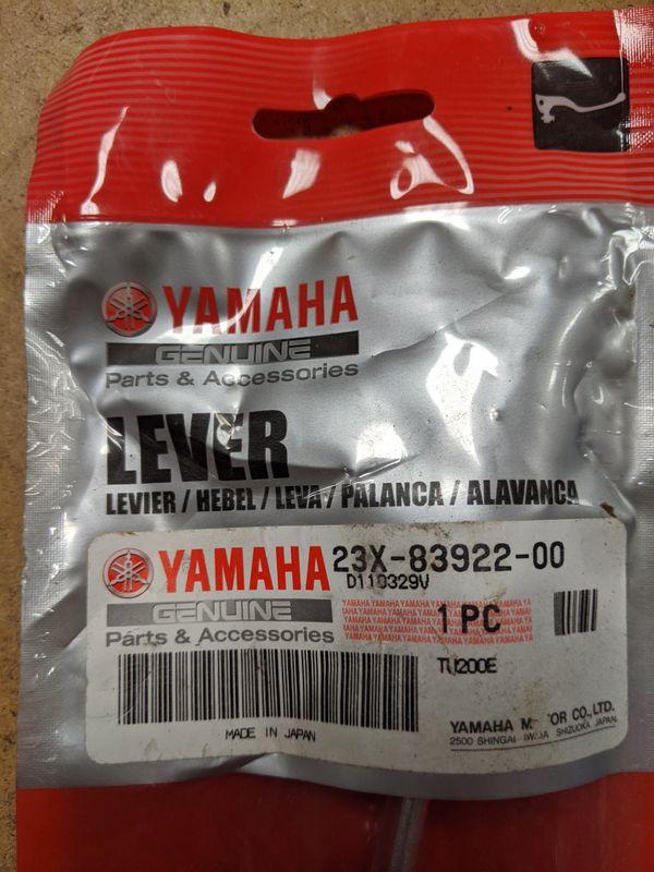 Yamaha Brake Lever Handle for Dirt Bike or Motorcycle