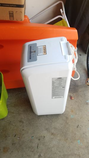 SOLEUSAIR 8000 BTU portable ac unit for Sale in Oregon City, OR