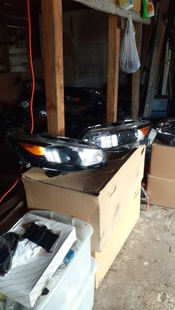 2016-2018 Chevy Malibu headlights RH LH OEM for Sale in Dallas,  TX