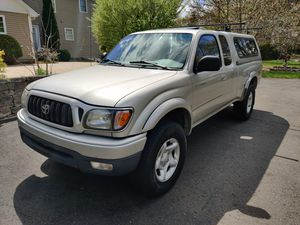 2002 Toyota Tacoma 4wd for Sale in Hartford, CT