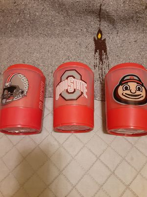Ohio state Cooler cups for Sale in Apple Valley, CA