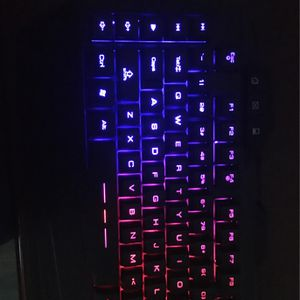 Gaming Keyboard for Sale in Fresno, CA