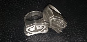 Nasty Pig created a limited run of these solid Nasty Pig logo rings. Get this Nasty Pig collector's item now. 🐷👊 Men's size 12 and 10. 100% silver for Sale in Brooklyn, NY