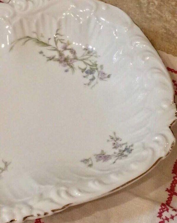 Shabby Chic Porcelain Bowl