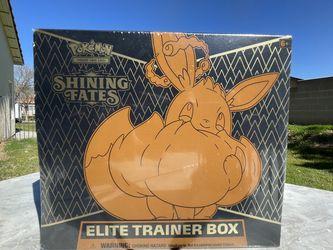 TCG Pokemon Shiny Fates ETB (1) for Sale in Corona,  CA