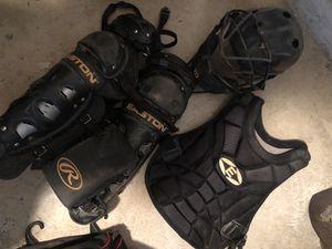 Softball equipment set for Sale in Davie, FL