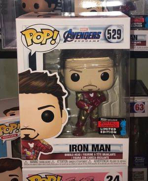 IRON MAN - FUNKO POP NYCC SHARED EXCLUSIVE. for Sale in Los Angeles, CA