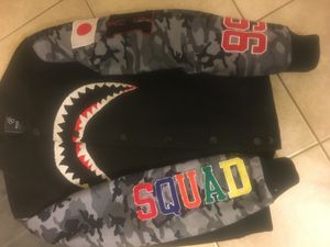 """""""Bape"""" styled Hudson Jacket for Sale in Columbus, OH"""