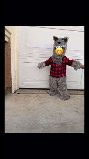 ***SAVE TODAY*** Baby Wolf Costume 12-24 Months for Sale in Romoland, CA