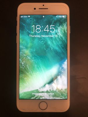 iPhone 7 128GB Unlocked for Sale in Miami, FL