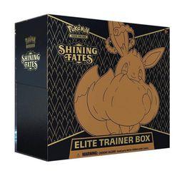 Pokemon Shining Fates Elite Trainer Box - 10 Packs + Promo, Charizard? for Sale in Bethesda,  MD
