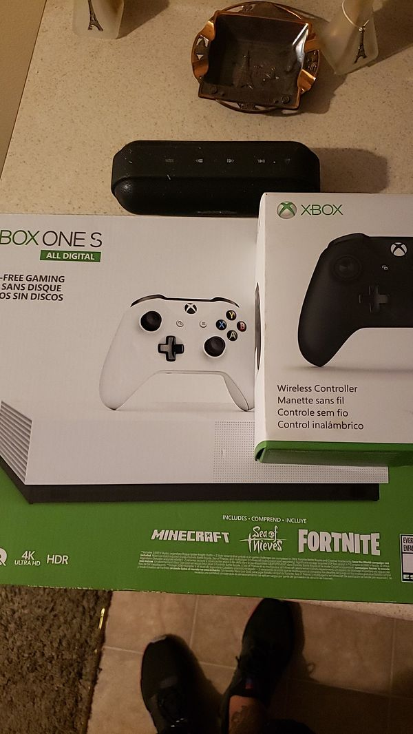 Xbox one s all digital local pickup only