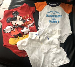 NOT FREE baby boy clothes 30 pieces 3 months for Sale in HALNDLE BCH, FL