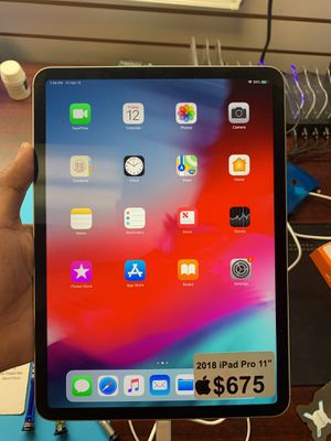 iPad pro for Sale in Arlington, VA