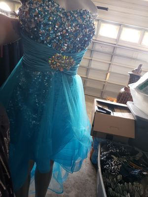 homecoming prom special occasion plus size dress for Sale in Orlando, FL