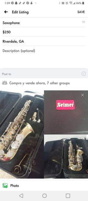 Saxophone for Sale in Jonesboro, GA