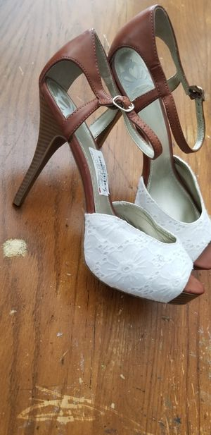 8e07a8805 Super cute blue shoes paid  40 for them asking 20 size 10 for Sale ...