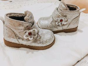 Orthopedic kids boots size 24EU 7.5 US size for Sale in Tacoma, WA