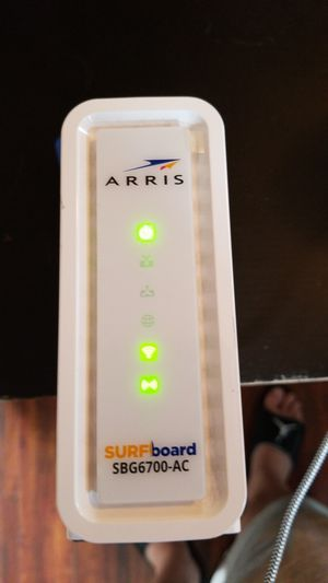 ARRIS SURFBOARD SBG6700-AC for Sale in West Covina, CA