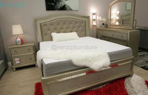 +•❈•+ Queen Bed frame $599 / King Bed frame $699 Financing Available for Sale in Miami, FL