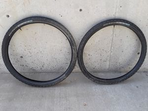 MTB / Mountain bike tires: Bontrager Connection Trail, 26x2.0 for Sale in Portland, OR