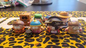 Kidrobot x South Park Faces of Cartman Vinyl Figures for Sale in Beaverton, OR