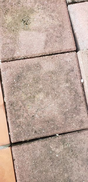 Pick up for free 12 x 12 patio tiles for Sale in Miami, FL